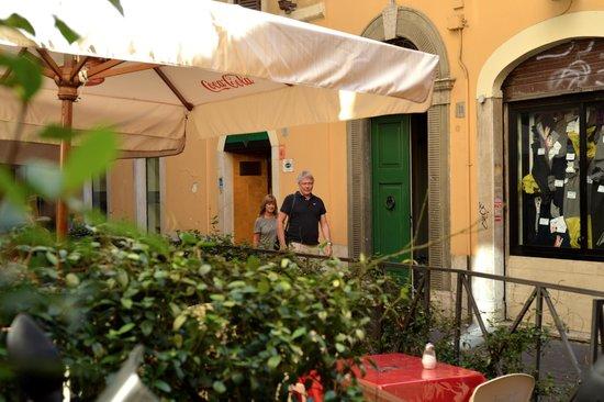 Smeraldo Hotel: Entrance