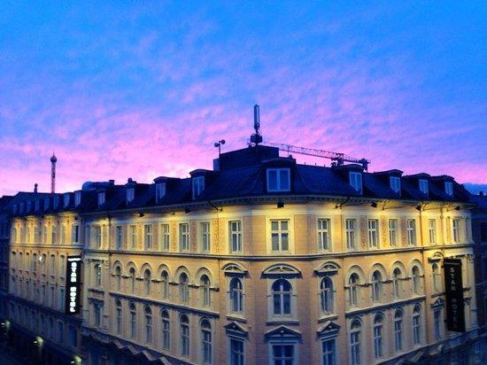 Hotel Du Nord Copenhagen: Vista dalla camera 404