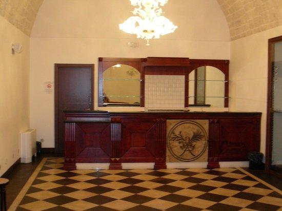 teatro dei Donnafugata : salone bar