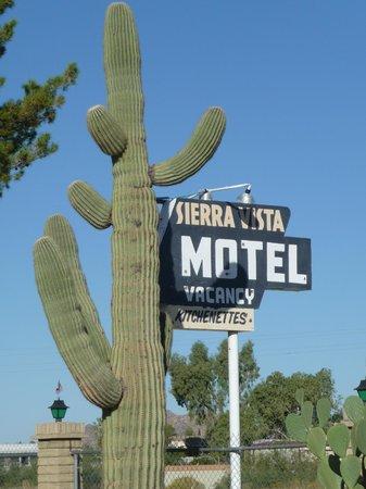 Sierra Vista Motel: dont miss this motel