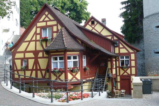 Hotel-Pension Rothmund : Upper town