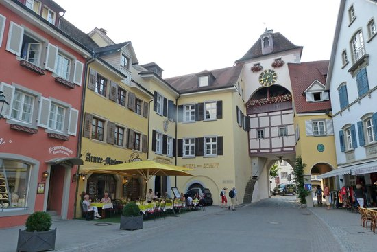 Hotel-Pension Rothmund: Unterstadttor, lower town