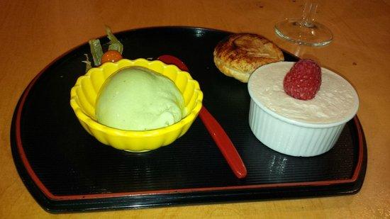 Koo Japanese Restaurant : Dessert