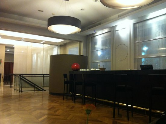 NH Collection Buenos Aires Lancaster: bar