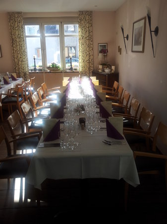 Restaurant Woinemer Stuben: Weinprobe - Winzergenossenschaft Schriesheim