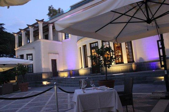 The Ashbee Hotel: отель