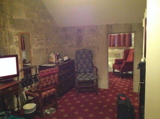 Mercure Telford Madeley Court Hotel : Gatehouse room 2