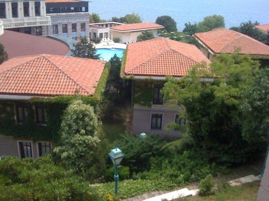 Klassis Resort Hotel: View from room