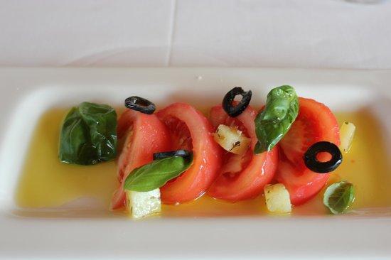 Barahonda: Salad