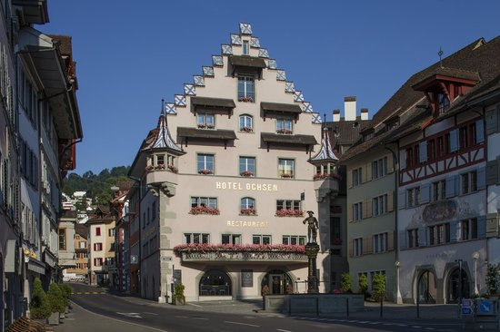 CITY-HOTEL OCHSEN ZUG: UPDATED 2018 Reviews, Price Comparison and ...