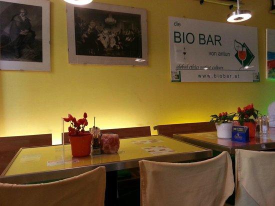 Bio Bar: 1
