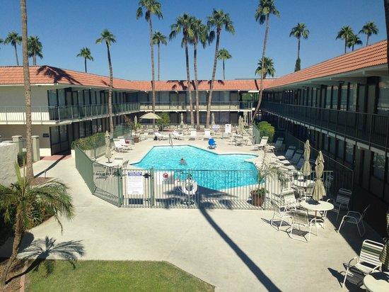 Mesa Mezona Hotel: Trevlig pool anläggning