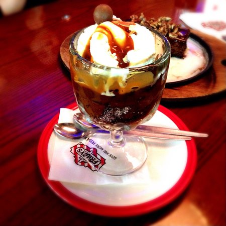 TGI Friday's: Must have dessert