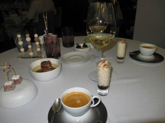 Restaurant Greuze : café, et autres