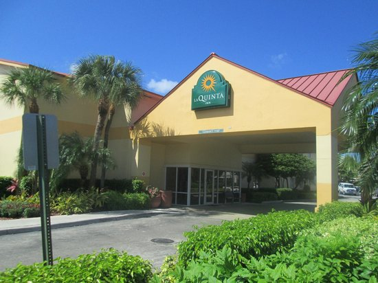 La Quinta Inn Ft. Lauderdale Northeast: LAQ Inn Ft Lauderdale