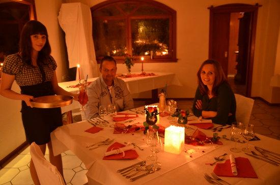 Valentinstag im Hotel Sassor