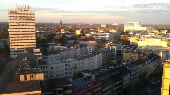 Mercure Hotel Bochum City: City view