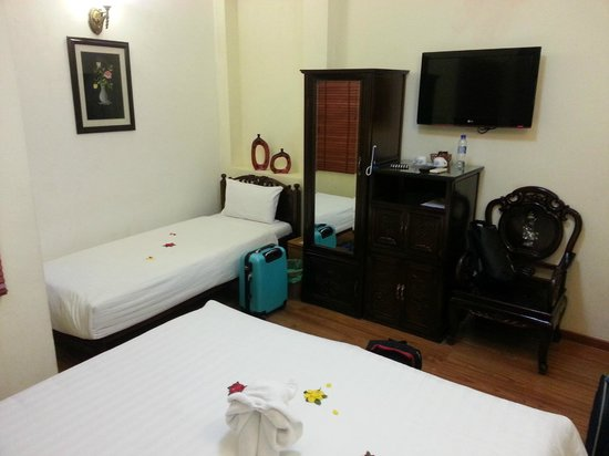 Hanoi 3B Hotel: 2nd room