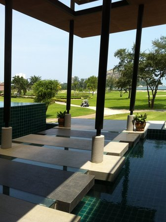 Sea Pines Golf Course: aus dem Club House