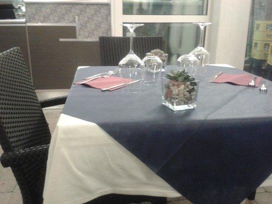RistoPub Le Fonti: tavolo