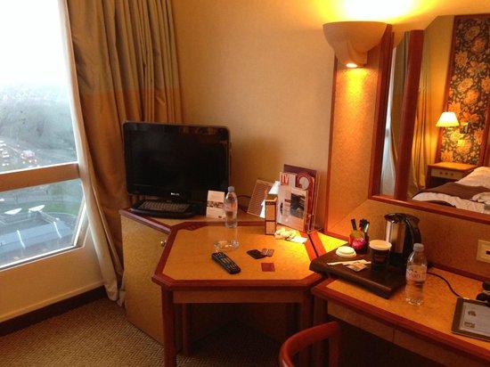 Mercure Paris Orly Rungis Hotel: Bureau