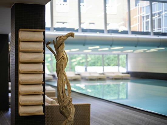 Pullman Berlin Schweizerhof: Fit and Spa Lounge