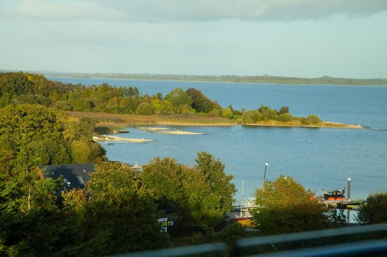 Hodson Bay Hotel: View from room 649