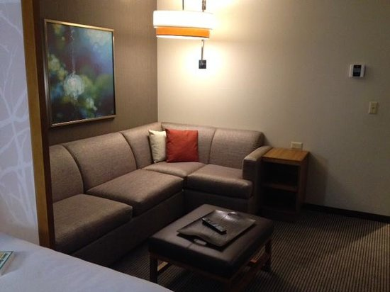 Hyatt Place Detroit/Novi: Sitting area