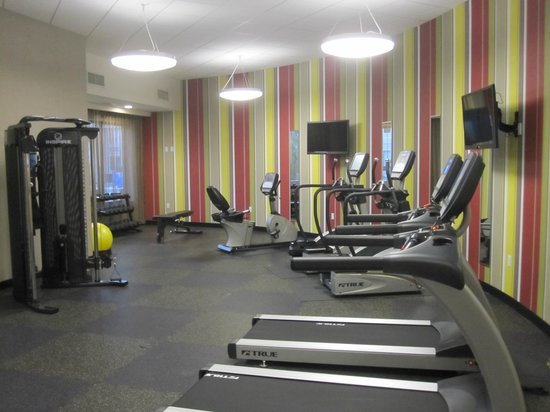 Hotel Marshfield, BW Premier Collection: Fitness center