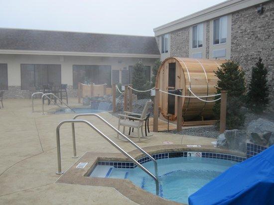 Hotel Marshfield, BW Premier Collection: Hot tubs & Sauna
