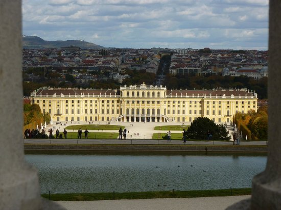 FourSide Hotel City Center Vienna: Schonbrunn Palace nearby