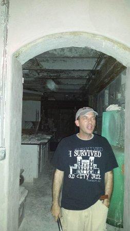 Ansonborough Inn: Haunted Jail Tour