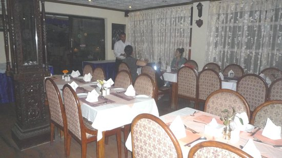 Norbulinka Boutique Hotel: Restaurant