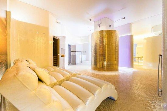 Hotel Court Wellness & Spa: Strefa Wellness&SPA