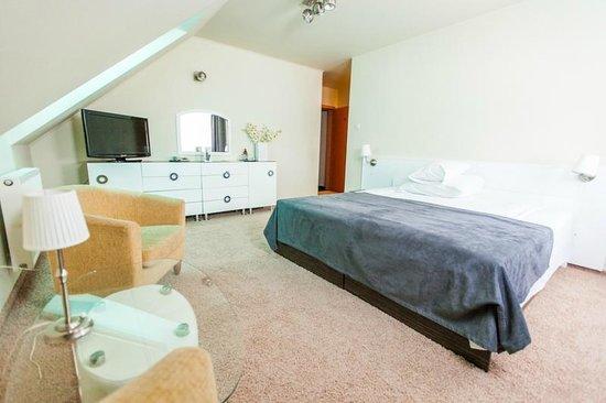 Hotel Court Wellness & Spa: Pokój