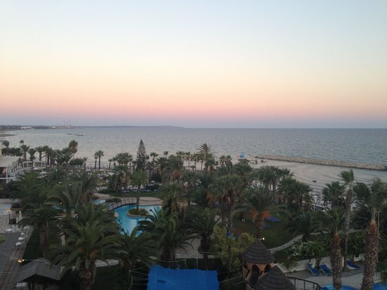 Lordos Beach Hotel: Great view