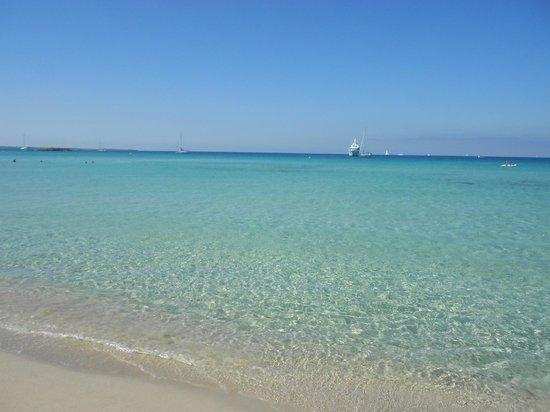 Lago Playa I: mare