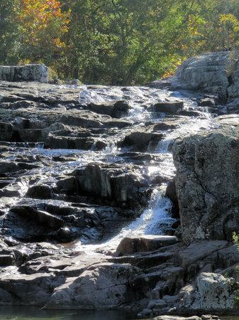 Rocky Falls Shut-in: Rocky Falls