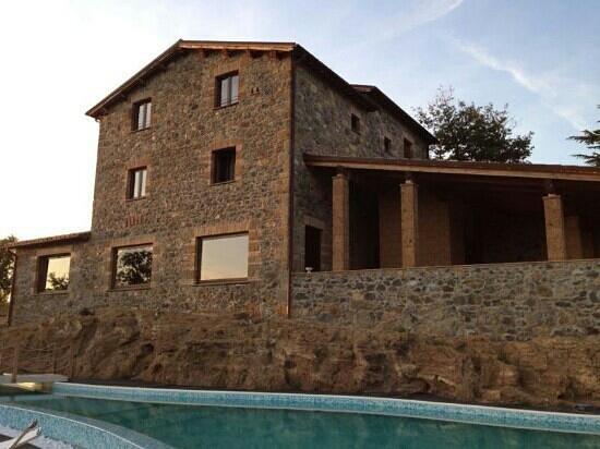 Agriresort Le Porcine: piscina