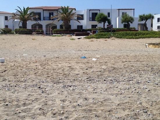Jo-An Beach Hotel: Beach