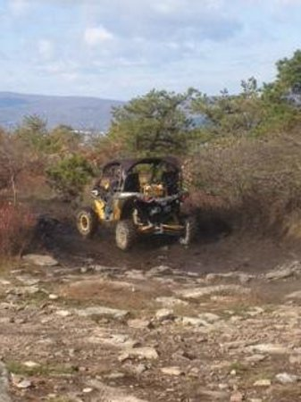 The Lost Trails ATV Adventures: Side-by-Side at The Top of the World