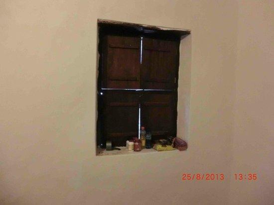 Nyuma Gereza Hotel: Inside the room