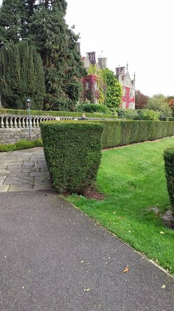 Eastwell Manor: Hotel & Grounds