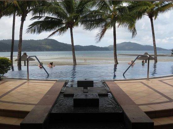 Beach Club: that gorgeous pool