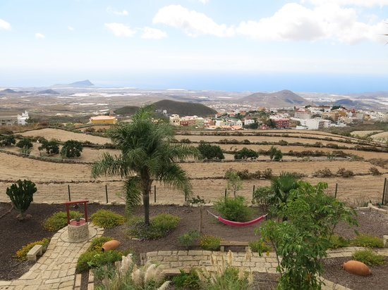 Finca Vista Bonita: The amazing view