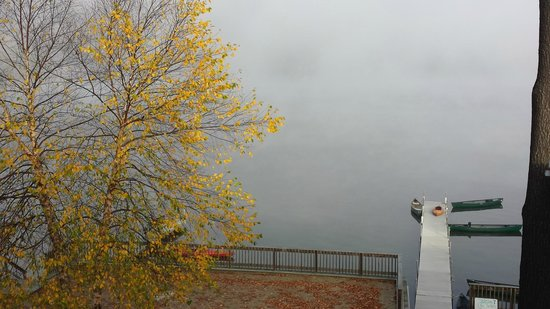 Lake Morey Resort : From room.