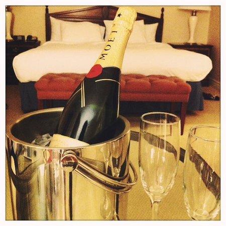 The Omni King Edward Hotel: Celebrating in style!
