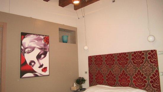B&B Santo Stefano : Our room