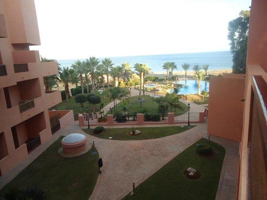 Apartamentos Turisticos Don Juan: vistas desde la terraza