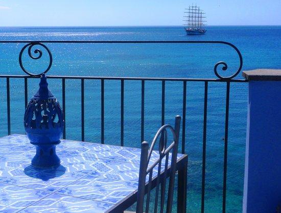 هوتل بالاديو: terrazza